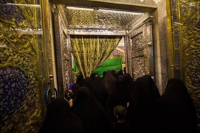 بازگشایی محدود حرم مطهر حضرت عباس (ع) + تصاویر