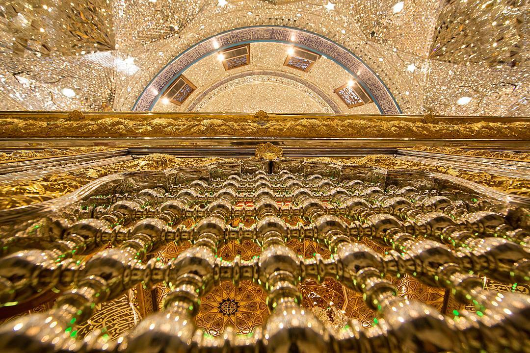 رونمایی از حرم جدید حضرت عباس (ع) + تصاویر