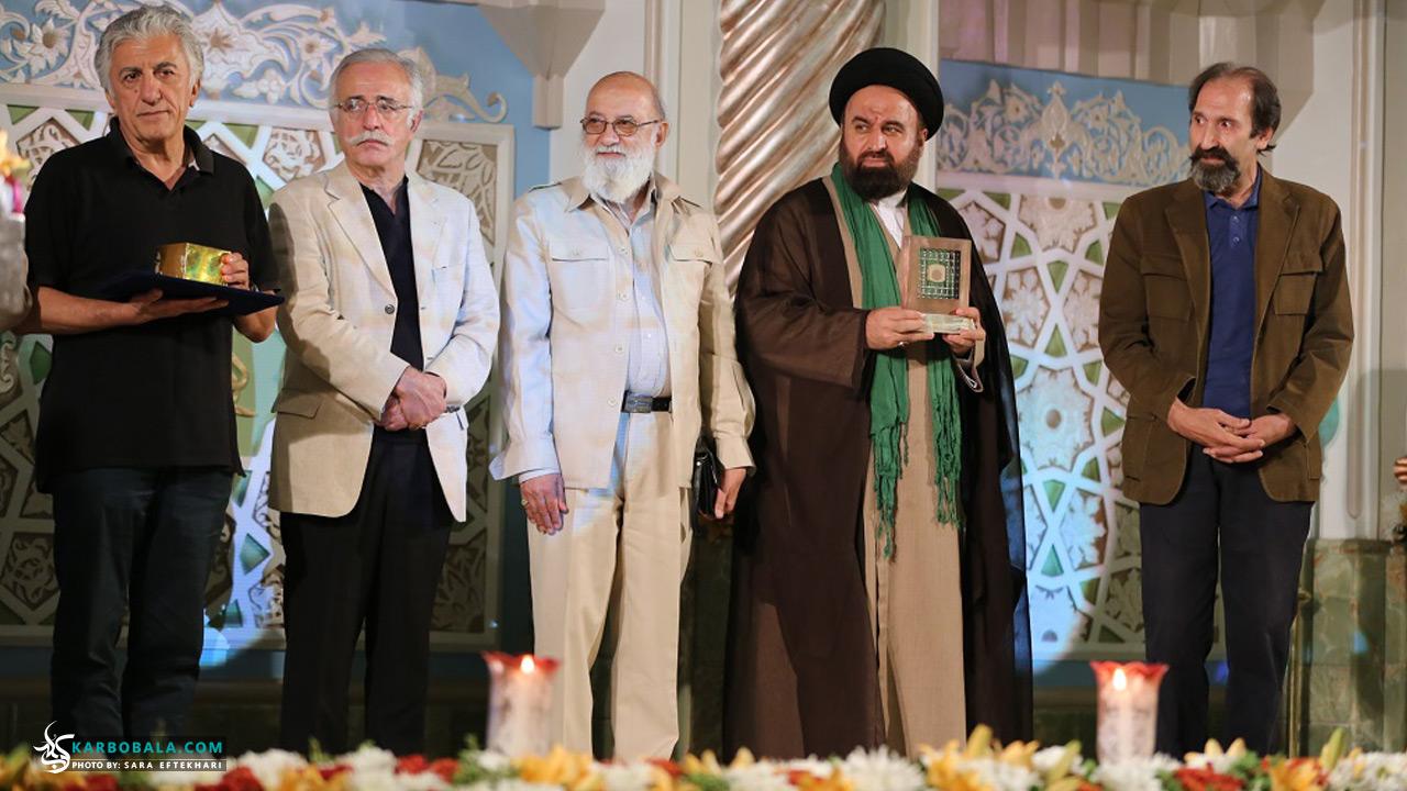 گزارش تصویری آیین افتتاح جشنواره «چهلچراغ»