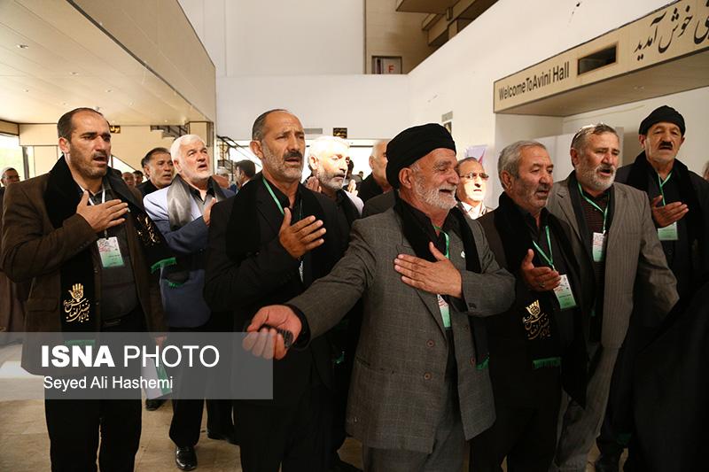 افتتاحیه چهاردهمین اجلاس بینالمللی پیرغلامان حسینی در بندرعباس / گزارش تصویری