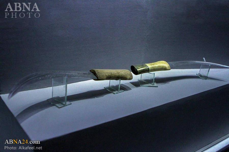 تصاویری از  موزه حرم حضرت عباس (ع)