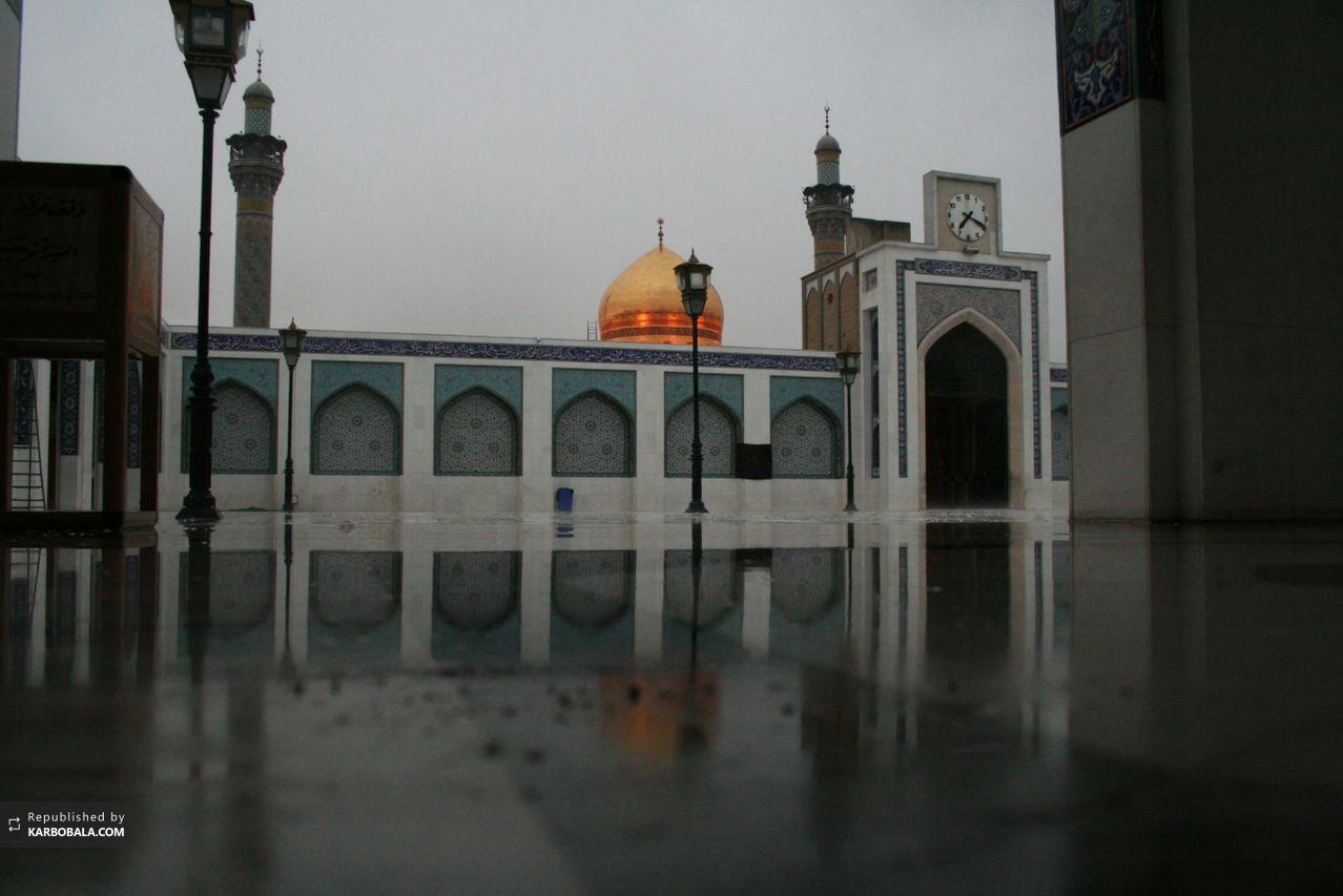 تصاویری از حرم حضرت زینب (س)