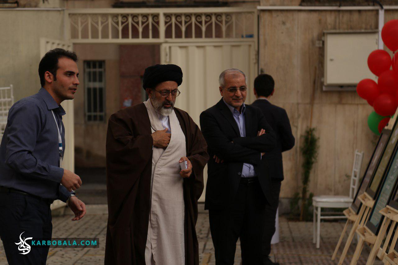 نخستین روز گردهمایی مجمع دوستداران امام حسین (ع) در زیتون برگزار شد + تصاویر