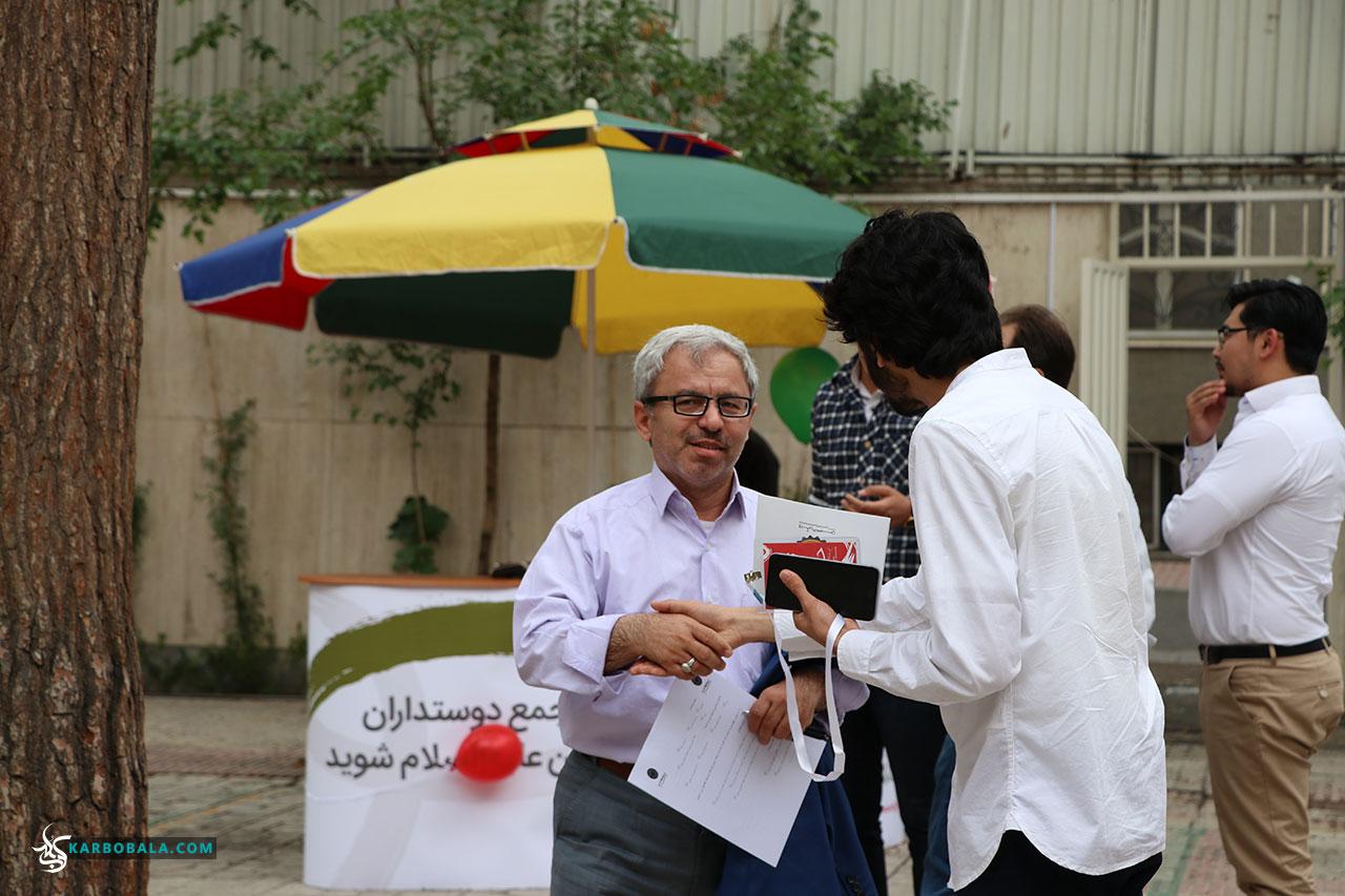 دومین روز گردهمایی مجمع دوستداران امام حسین (ع) برگزار شد + تصاویر