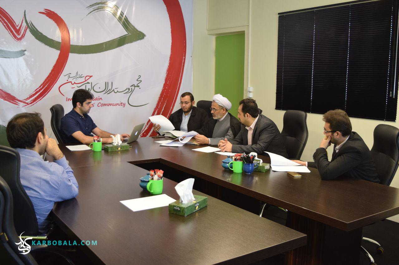 حجت الاسلام حمید احمدی: طرح پیمایشی آسیبشناسی اربعین پیگیری شود