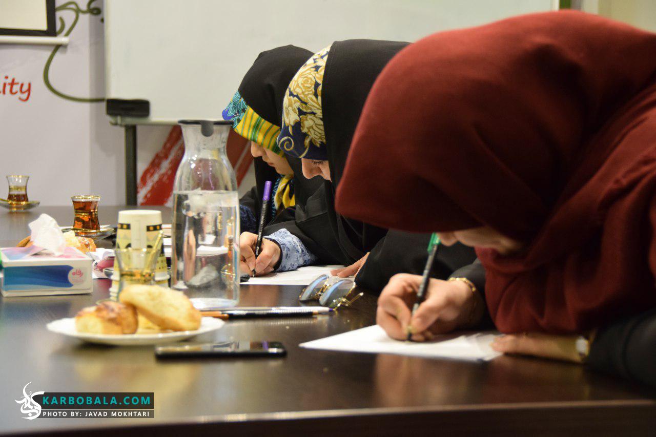 کارگاه مجازینویسی آکادمی زیتون برگزار شد + تصاویر