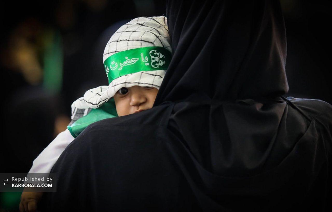 گزارش تصویری از همایش «شیرخوارگان حسینی» در سراسر کشور