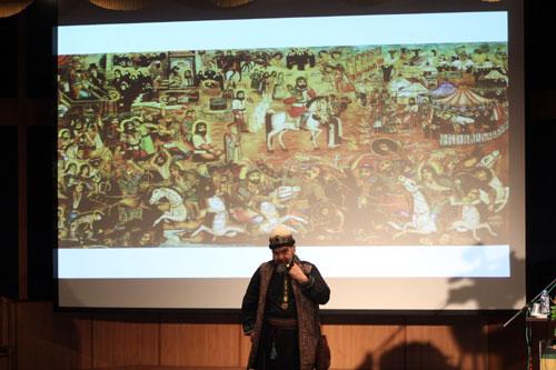 پایگاه تخصصی امام حسین (ع) کرب وبلا، برگزیده جایزه محتشم