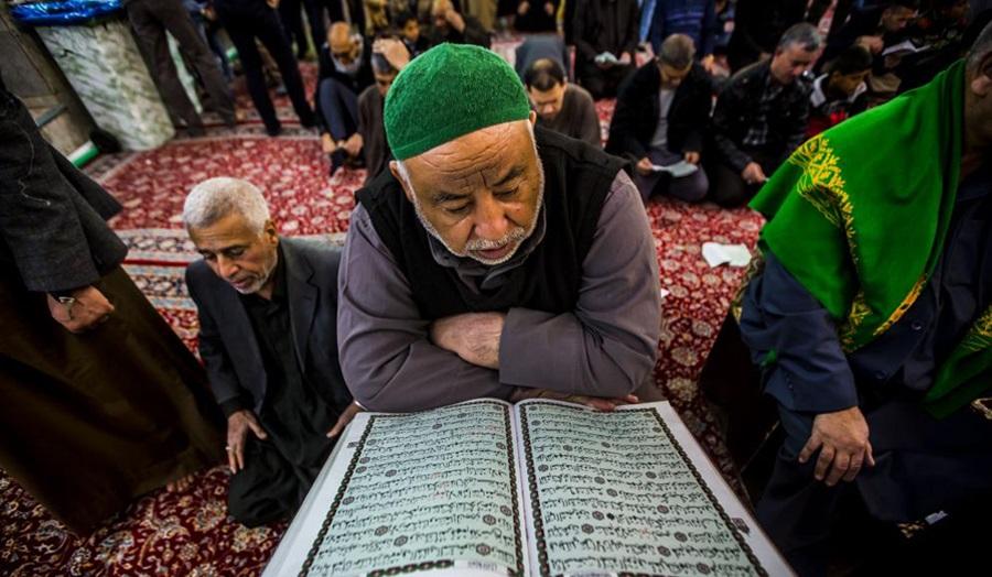 جدیدترین تصاویر از بارگاه حضرت ابوالفضل العباس (ع):