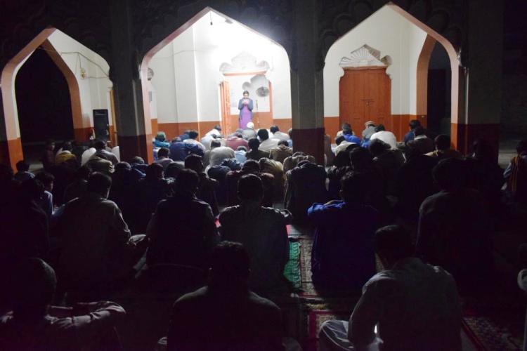 چهل و هفتمین گردهمایی سالانه دانشجویان پاکستان با عنوان راهیان کربلا و عاشقان مهدی (عج) + تصاویر
