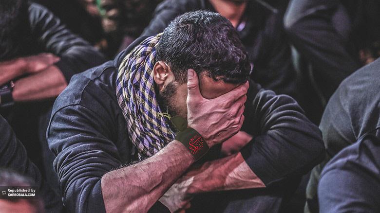 گزارش تصویری از حرمین در شب شهادت بانوی دو عالم