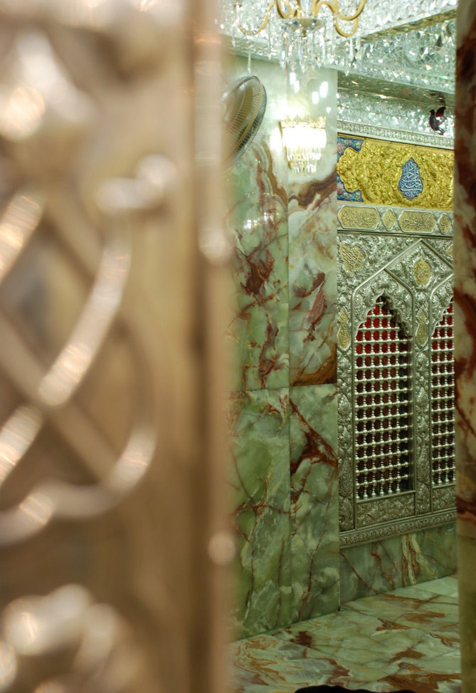 قتلگاه حضرت سیدالشهدا (ع)