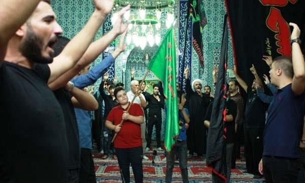 "عزاداری سیدالشهداء (ع) در منطقه ""زیتینبورنو"" استانبول"