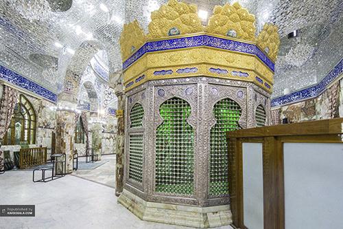 نمایی زیبا از خیمه گاه حسینی/ گزارش تصویری