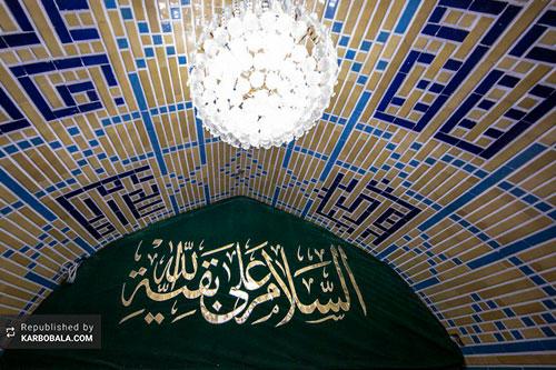 گزارش تصویری سرداب مقدس امام زمان (عج) در سامرا