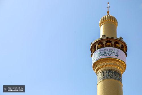آمادهسازی حرم علوی برای جشن ولادت امیر مؤمنان (ع) / گزارش تصویری