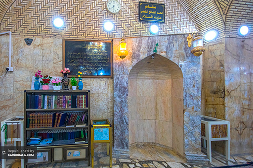 مسجد سهله؛ بزرگترین بنای اسلامی شهر کوفه / گزارش تصویری