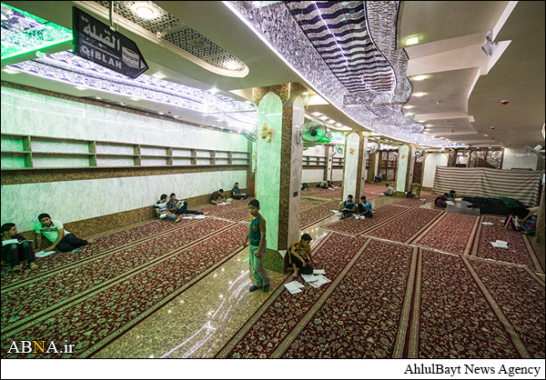 تصاویر طرح توسعه افقی حرم حضرت عباس علیهالسلام