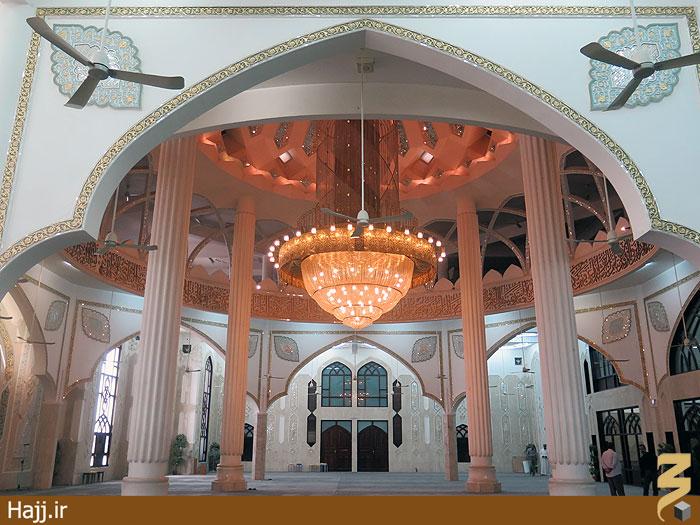 حسینیه بزرگ بنی عامر در کربلا