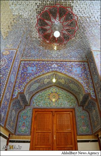 افتتاح صحن جدید حرم حضرت مسلم بنعقیل علیهالسلام