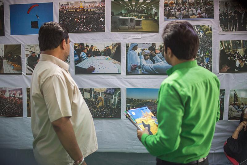 هندوهای هند به دنبال عکسهای عتبات عالیات
