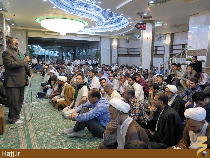 مراسم شهادت امام کاظم در سرداب حرم /تصاویر