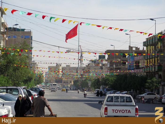 جشن میلاد امام حسین در کربلا /گالری تصاویر