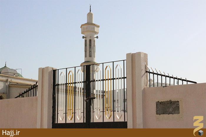 مقبره شهدای فخ، یادآور حادثه کربلا