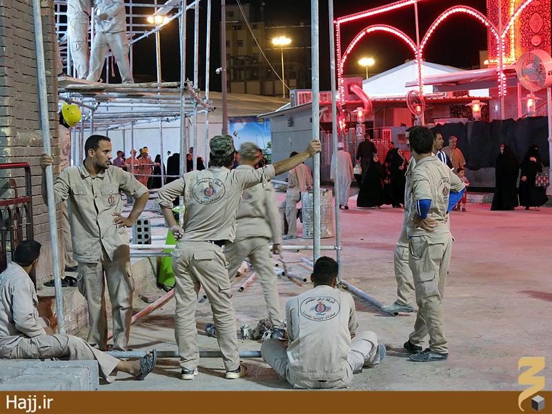 مراحل توسعه حرم امام حسین علیهالسلام         / عکس