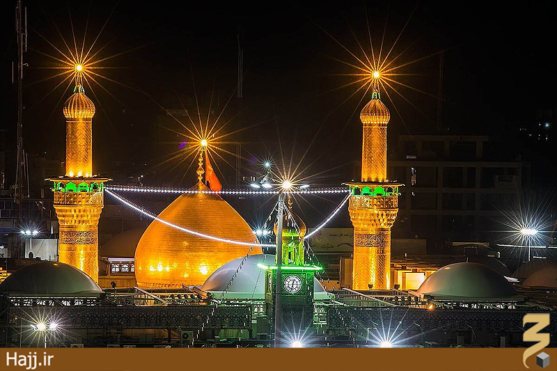 تصاویر جدید از حرم امام حسین علیهالسلام