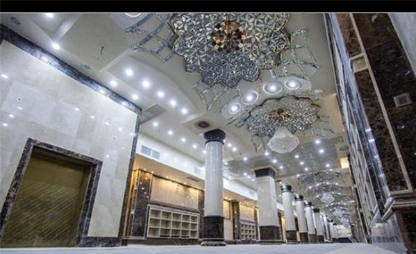 حائر حسینی برای حضور زائران آماده شد