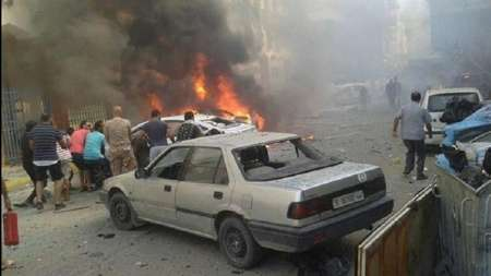 داعش مسوولیت انفجار در طرابلس را برعهده گرفت