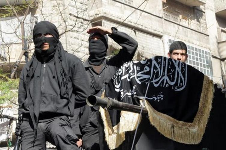 انفجار انتحاری در مقر گروه تکفیری جبهه النصره