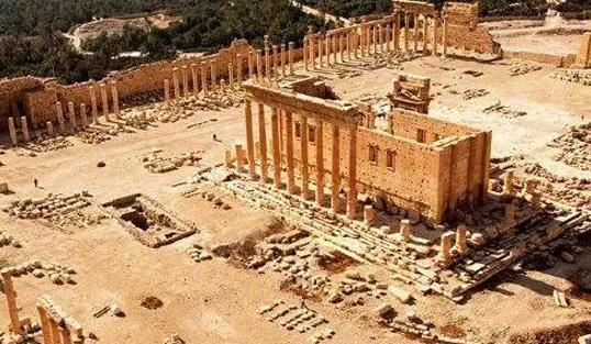 تخریب معبد تاریخی «بل» در سوریه به دست داعش