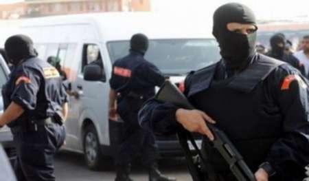 انهدام گروه تروریستی وابسته به داعش در مغرب