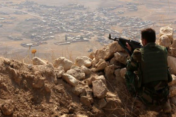 انهدام تجهیزات داعش