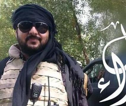 هلاکت داعشی آمریکایی