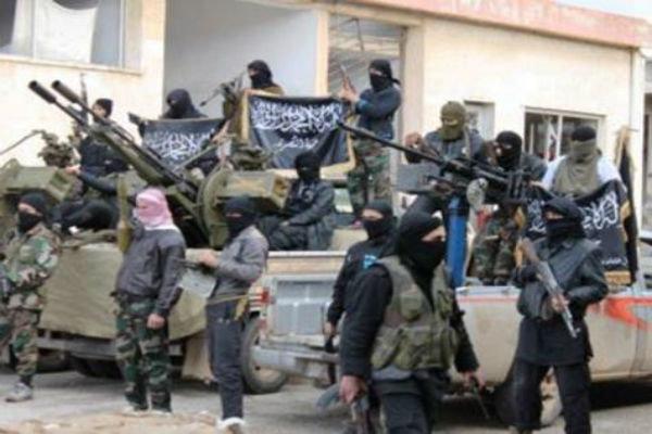 حمله خمپارهای داعش به منطقه «المیدان»