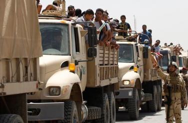 تکریت هدف بعدی ارتش عراق است