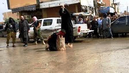 اعدام 65 نفر در سوریه