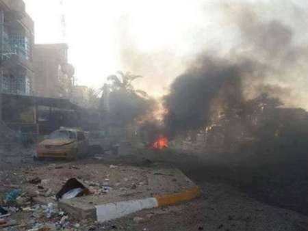 انفجار در شمال بغداد