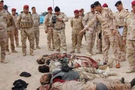 هلاکت 33 تروریست داعشی در بعقوبه