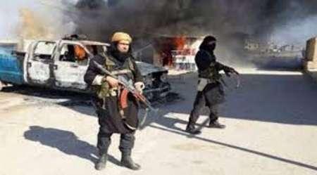 هلاکت سرکرده داعش در شرق الرمادی