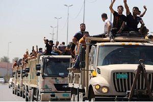 داعش در آستانه افول در نینوا