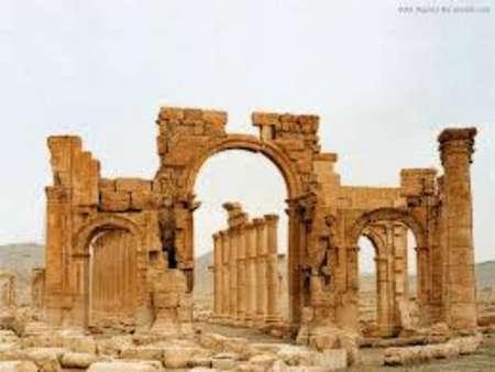 داعش «طاق نصرت» پالمیرا را تخریب کرد