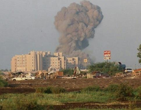 داعش مسئولیت حمله به هتل القصر یمن را به عهده گرفت