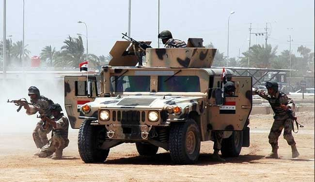 نجات 350 عراقی از محاصره تروریست های داعش