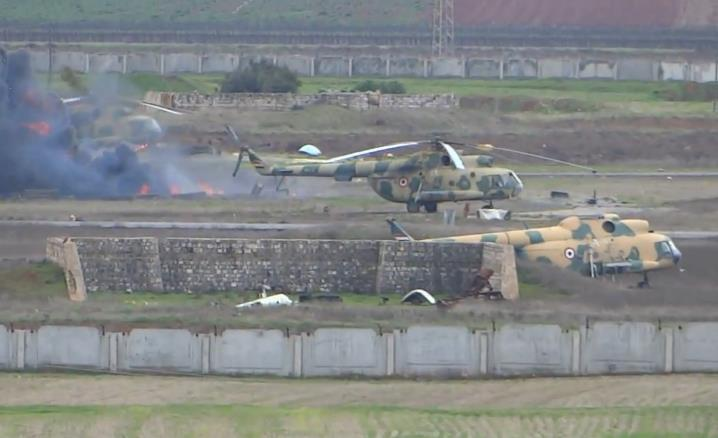 ناکامی داعش در ورود به فرودگاه نظامی دیرالزور