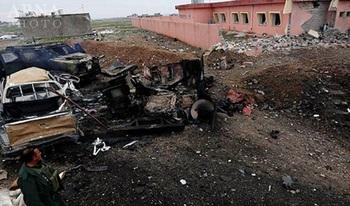 هلاکت فرمانده ارشد داعش در شهر الگرمه عراق