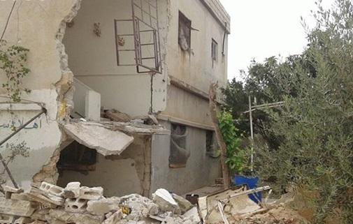 حمله موشکی تکفیری ها به شهر شیعه نشین «نبل»
